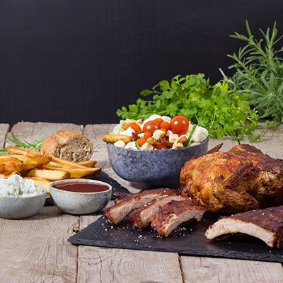 grenå kylling og barbecue